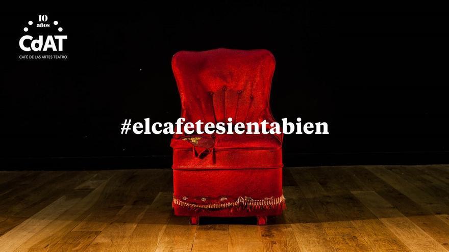 El Café de las Artes lanza una campaña de crowdfunding para construir gradas retráctiles