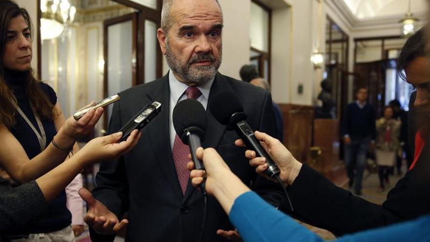 Díaz, Chaves y Griñán cierran la comparecencias de la comisión de los cursos de formación salpicada de polémicas