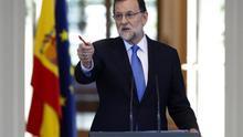 Rajoy: A partir de 1-O tiene que recuperarse la normalidad y volver la mesura