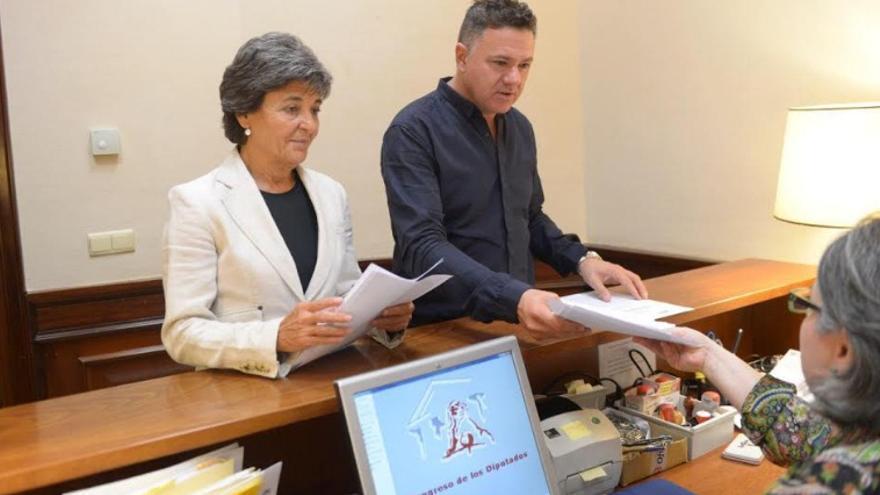 Botejara presenta en el Congreso una pregunta en relación a la investigación de la desaparición de Manuela Chavero / Podemos