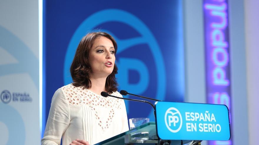 """El PP ve en el """"chantaje"""" de la CUP al Gobierno catalán un aviso a quien se plantee alianzas """"con partidos radicales"""""""