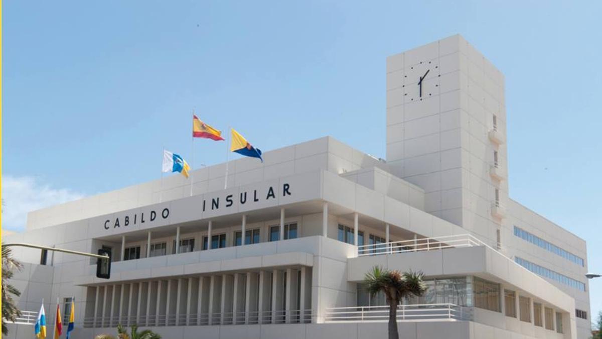 Sede del Cabildo de Gran Canaria.