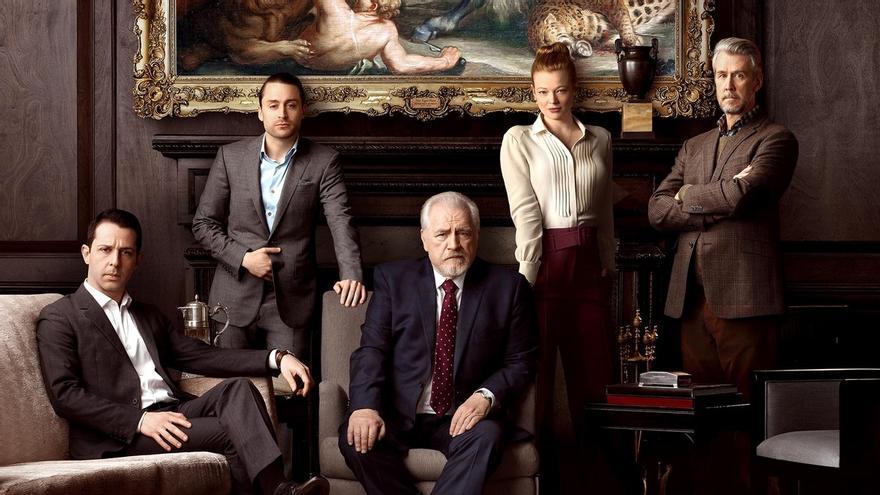 """'Succession': entra y disfruta de la """"típica"""" familia rica y disfuncional"""