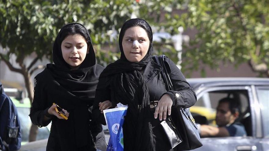 Irán, el país de la obsesión por la nariz perfecta
