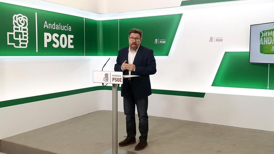"""PSOE-A cree que el nombramiento en Amaya de la abogada del PP-A """"huele raro"""" y pide el expediente del proceso selectivo"""