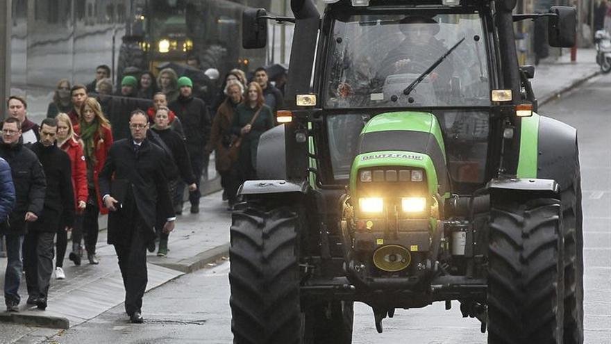 Ganaderos europeos piden retirar la agricultura de los acuerdos comerciales