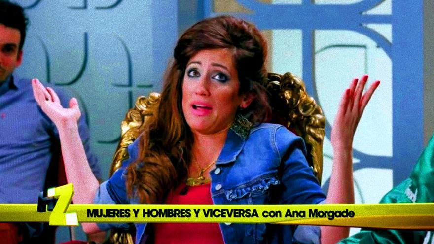 Ana Morgade en 'Homo Zapping' (Neox)