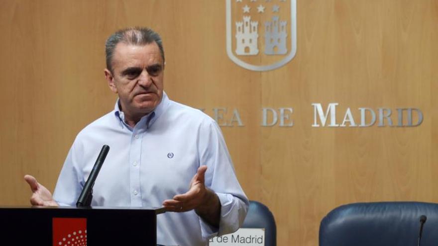 El delegado del Gobierno de Madrid, José Manuel Franco.