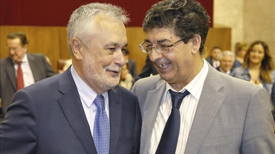 Valderas afirma que no está en la mesa del Consejo de Gobierno un adelanto electoral