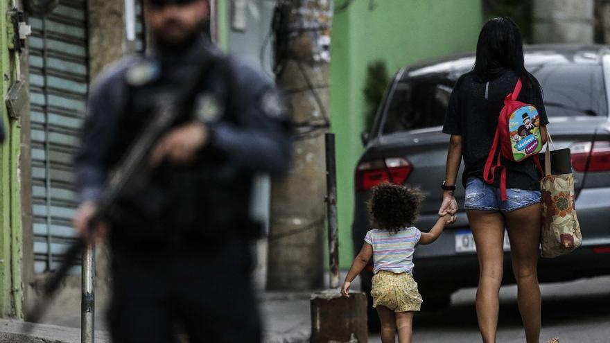 Río de Janeiro tiene la menor tasa de homicidios en casi 30 años por la pandemia