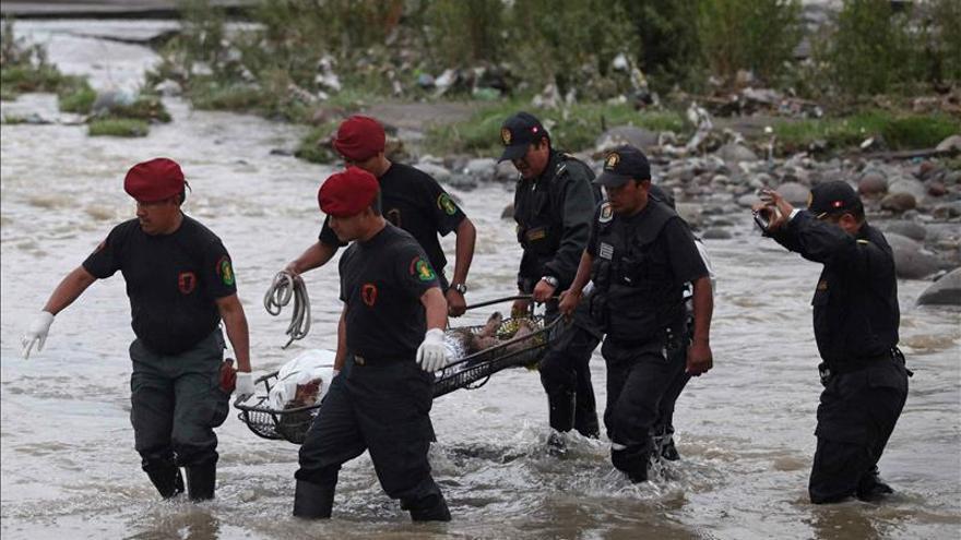 Perú declara en emergencia 32 distritos amazónicos por riesgo de inundaciones
