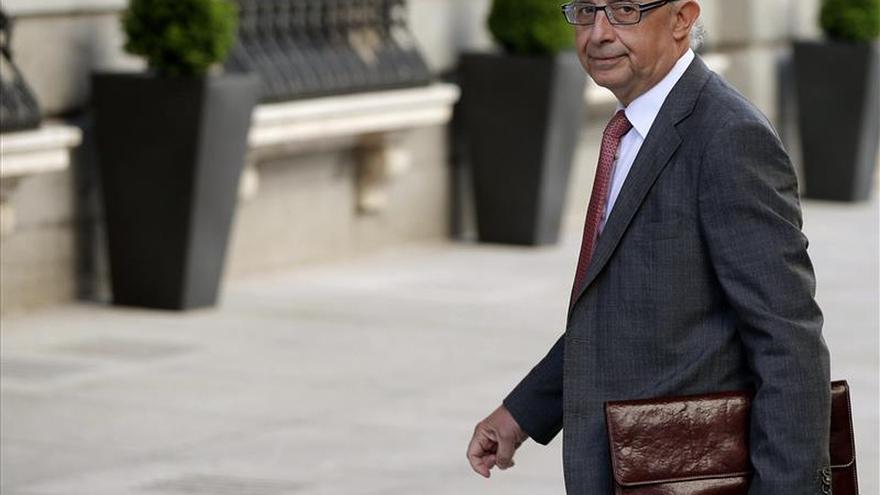 """Montoro dice que los ayuntamientos han hecho una gestión económica """"formidable"""""""