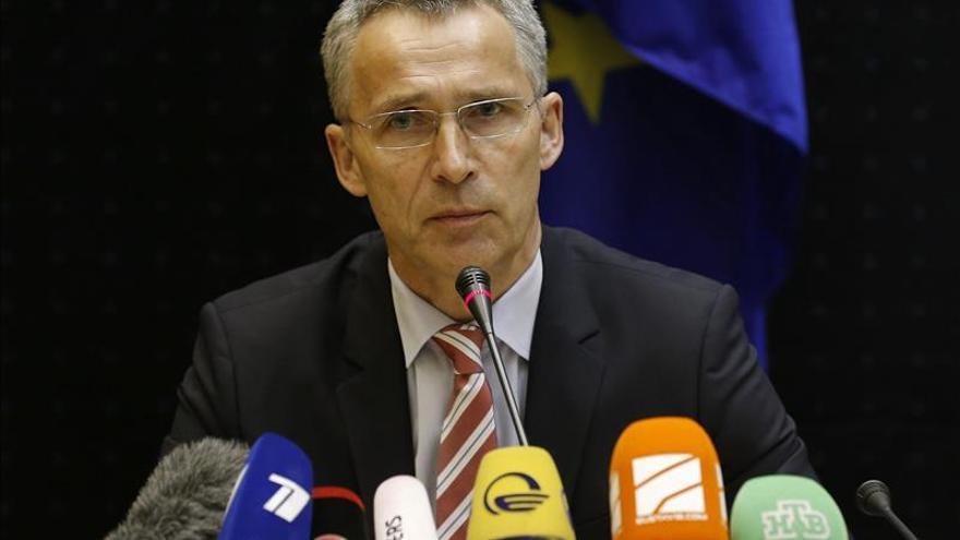 """La OTAN pide a Rusia"""" más transparencia"""" en sus ejercicios militares"""