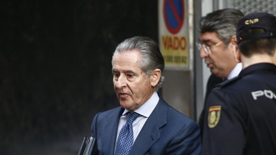 (Amp.) El juez Andreu ordena el embargo a Blesa al no depositar la fianza de 16 millones por las 'tarjetas B'