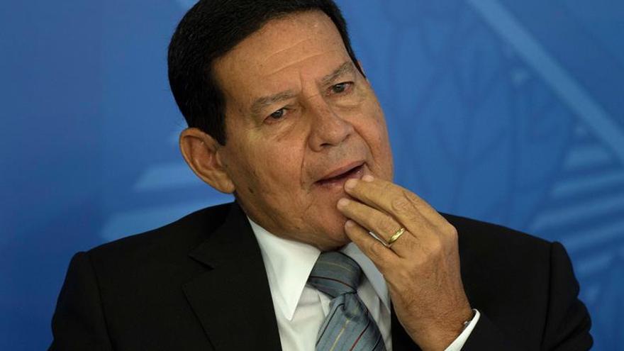 El vicepresidente brasileño dice que su país no impondrá vetos a Huawei