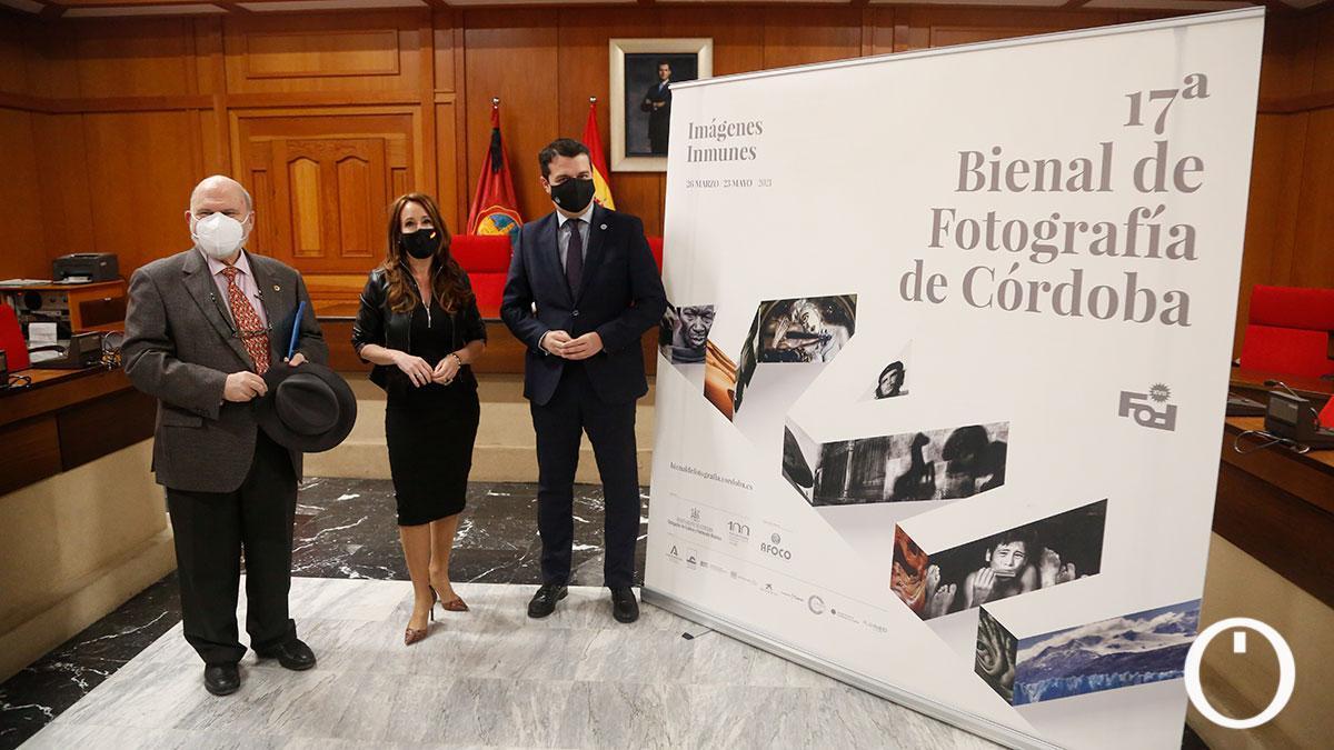 Presentación de la 17ª Bienal de Fotografía de Córdoba