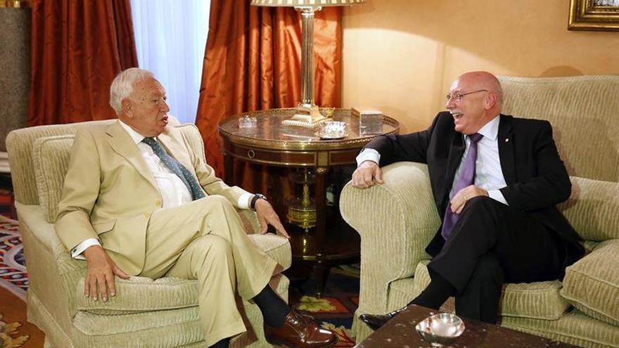 El canciller paraguayo observa un fortalecimiento de la relación con España