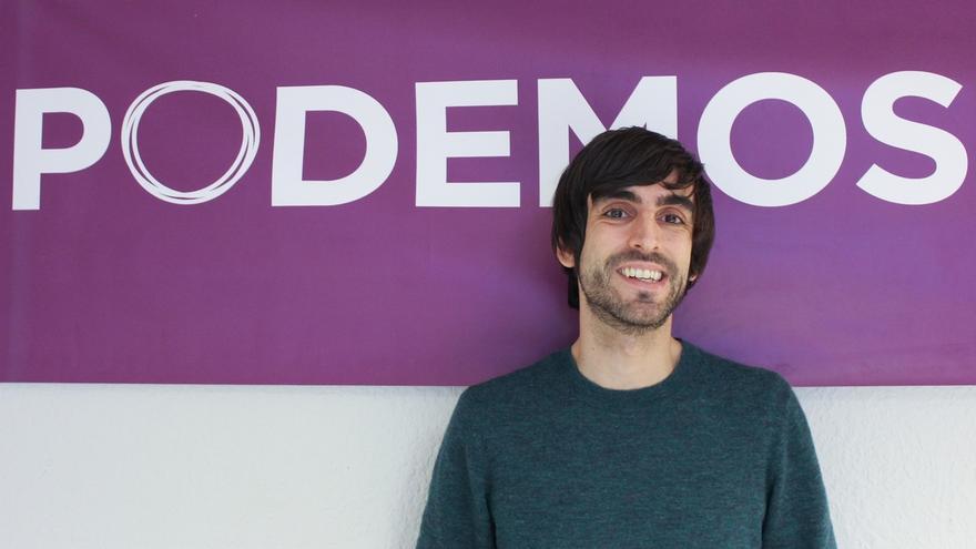 """Maura (Podemos) afirma que la situación generada en Álava es consecuencia de un """"grupo humano conflictivo"""""""