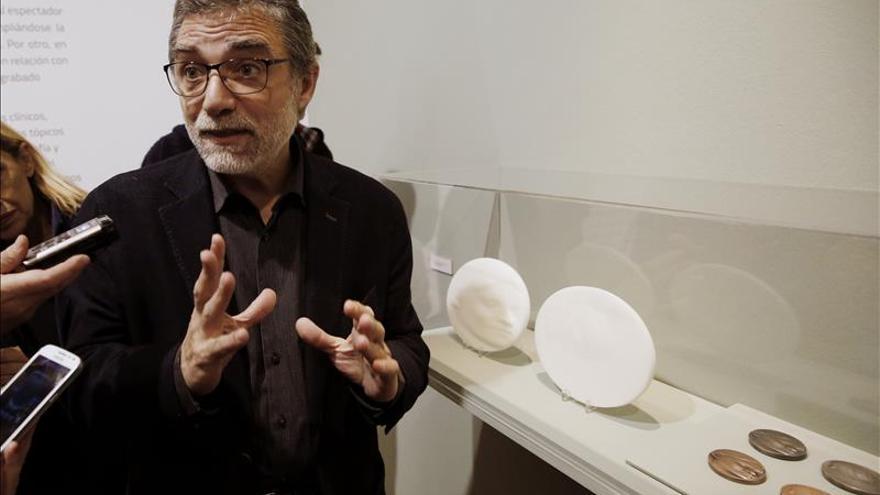 El grabado, un lenguaje más de Jaume Plensa para investigar cuerpo y alma