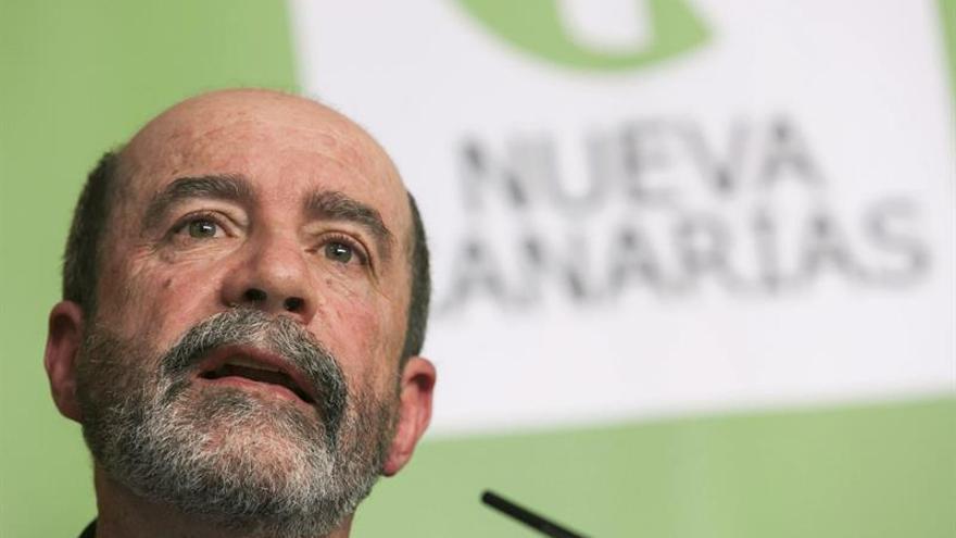 Santiago Pérez, uno de los concejales afectados por la ruptura de la coalición