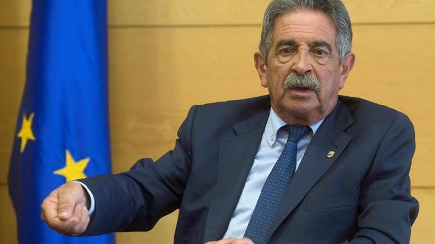 Revilla: A Sánchez le diré lo mismito que a Rajoy si no cumple