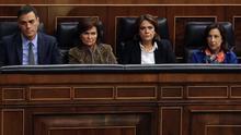 La negociación del Gobierno, pendiente del pronunciamiento de la Abogacía del Estado sobre Junqueras