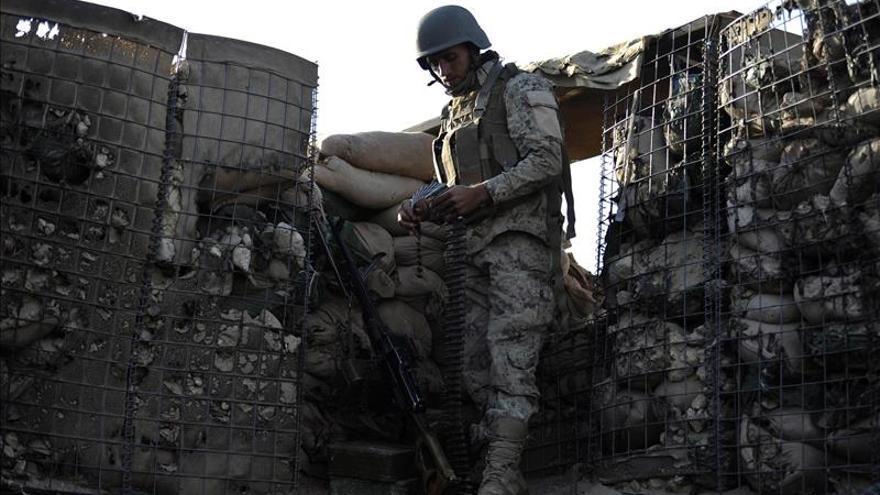 Una ofensiva intenta echar a talibanes del área donde se produjo el terremoto