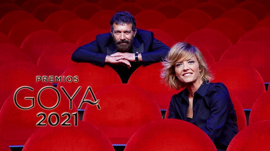 Antonio Banderas y María Casado presentarán y dirigirán los Premios Goya 2021
