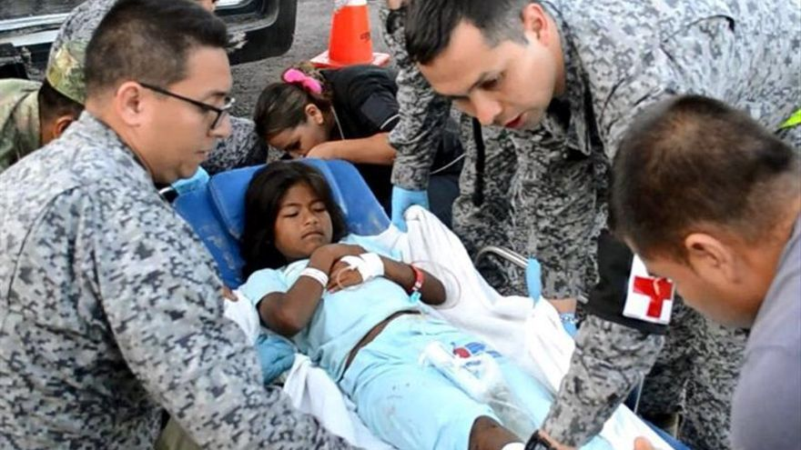 """ONG estadounidense ve la """"necesidad urgente"""" de comida, agua y mantas en Mocoa"""
