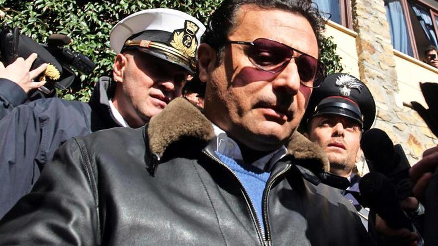 La Fiscalía italiana pide aumentar la pena al excapitán del Costa Concordia