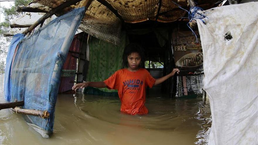 Filipinas, gran afectada por el cambio climático, espera impaciente un acuerdo