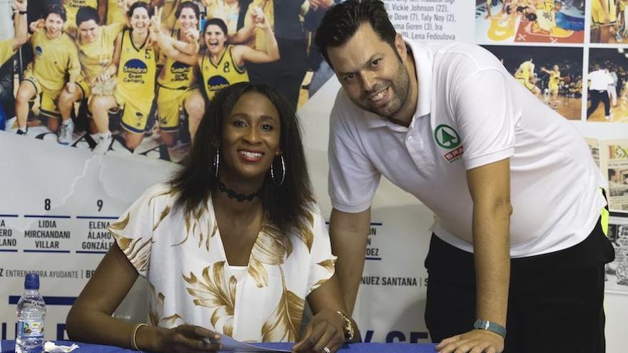 José Carlos Ramos asume el reto de dirigir al histórico club grancanario.