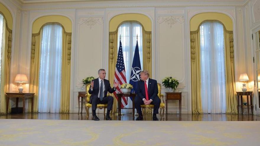 EFE/EPA/NIDS/NATO HANDOUT