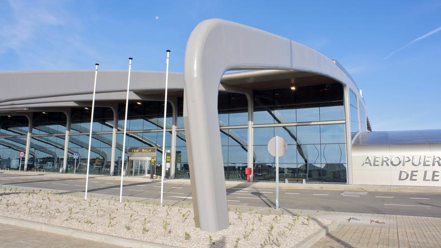 Aeropuerto de León / Foto: AENA