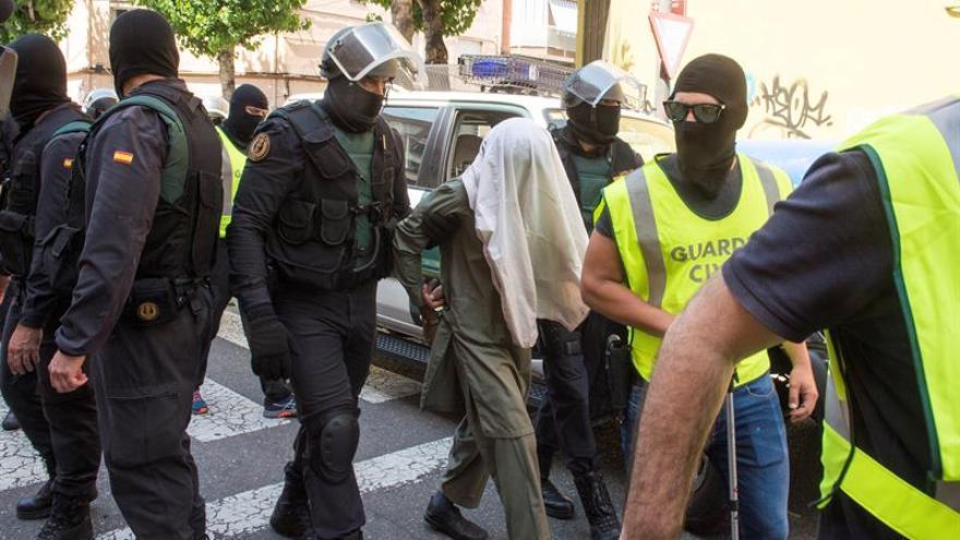 Arresto de un pakistaní en Lleida culmina el desmantelamiento de un grupo muy radical