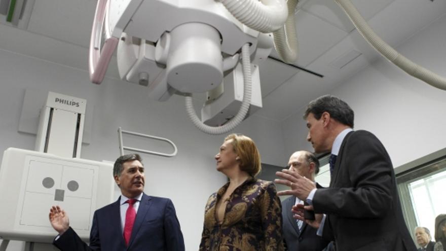 El grueso de los gastos se produjeron en el área de Sanidad, que dirigía Ricardo Oliván.