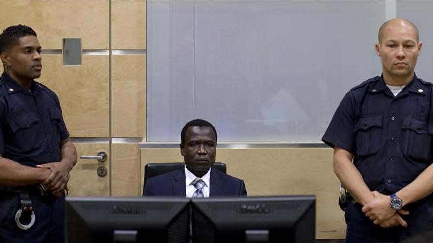 El comandante rebelde ugandés Ongwen comparece por primera vez ante la CPI