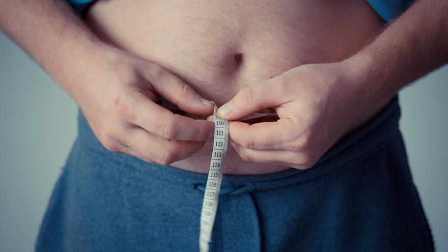 obesidad saludable