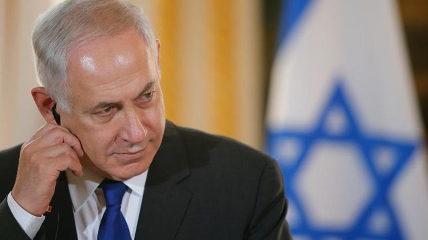 Netanyahu dice que se deberían redefinir las relaciones entre Israel y la UE