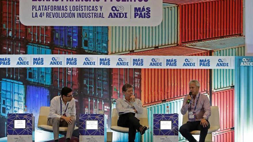 Patronal de Colombia le pide al Gobierno prorrogar concesiones de las zonas francas