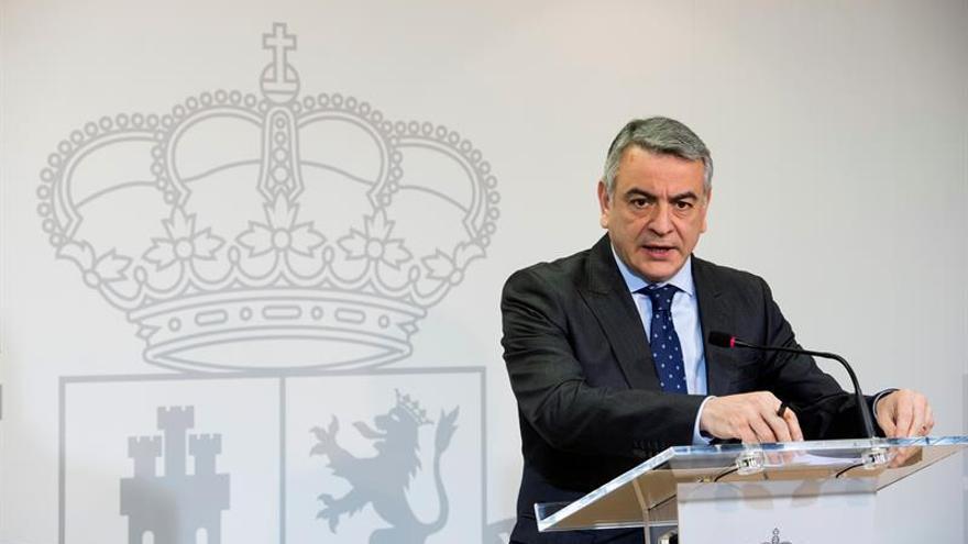 El delegado del Gobierno en el P.Vasco critica que PNV y PSE estén en la foto con Otegi