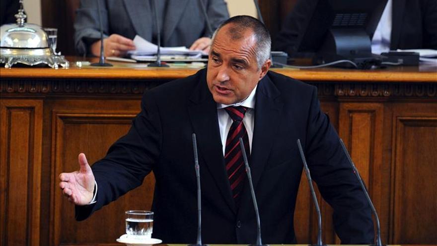 El exprimer ministro búlgaro Borisov recibe el encargo de formar gobierno
