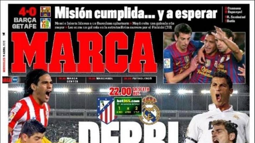 De las portadas del día (11/04/2012) #12