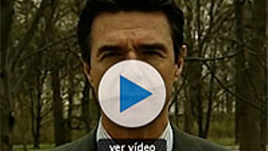 Soria, amenazando a Argentina.