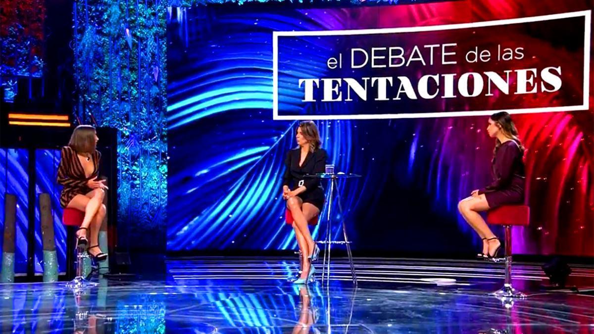 Imagen de 'El debate de las tentaciones' de la tercera edición