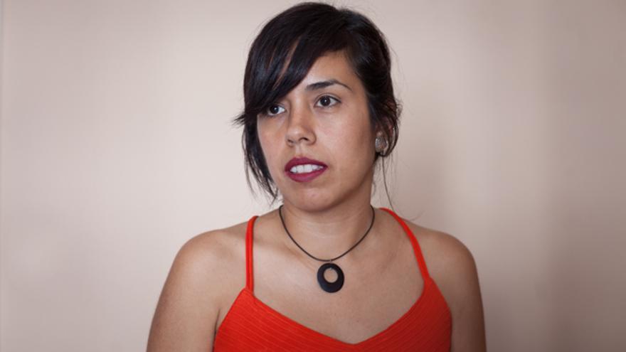 Alexandra Cordero.