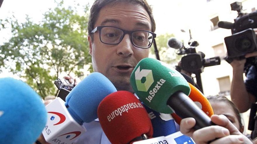 Óscar López, relevado como portavoz de Educación del PSOE en el Senado