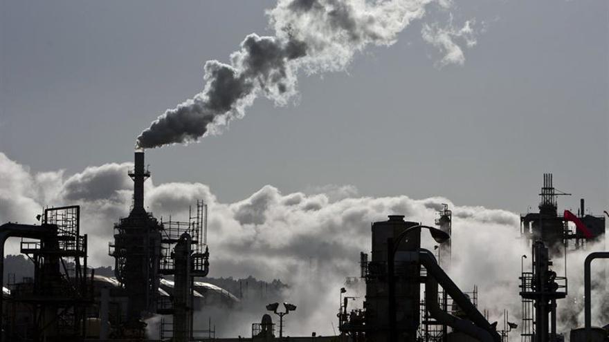 La crisis ha provocado la reducción de emisiones / EP
