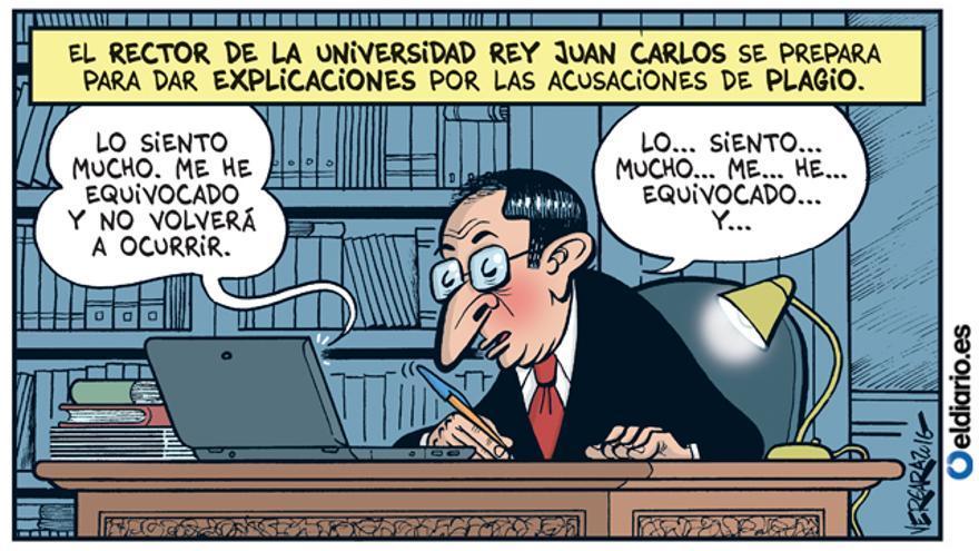 El rector