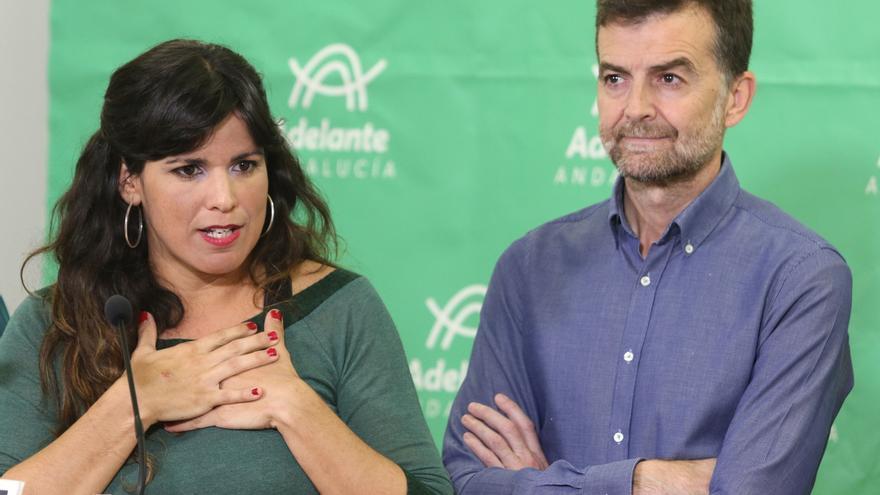 Rodríguez y Maíllo defienden este domingo ante los máximos órganos de Podemos e IU repetir la confluencia en las locales